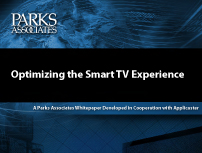 Parks Associates research - Smart Home Service Providers