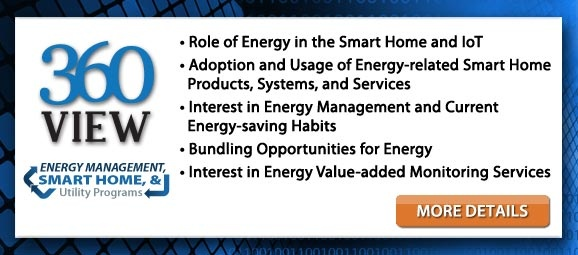 <ul><li>Role of Energy in the Smart Home and IoT</li>